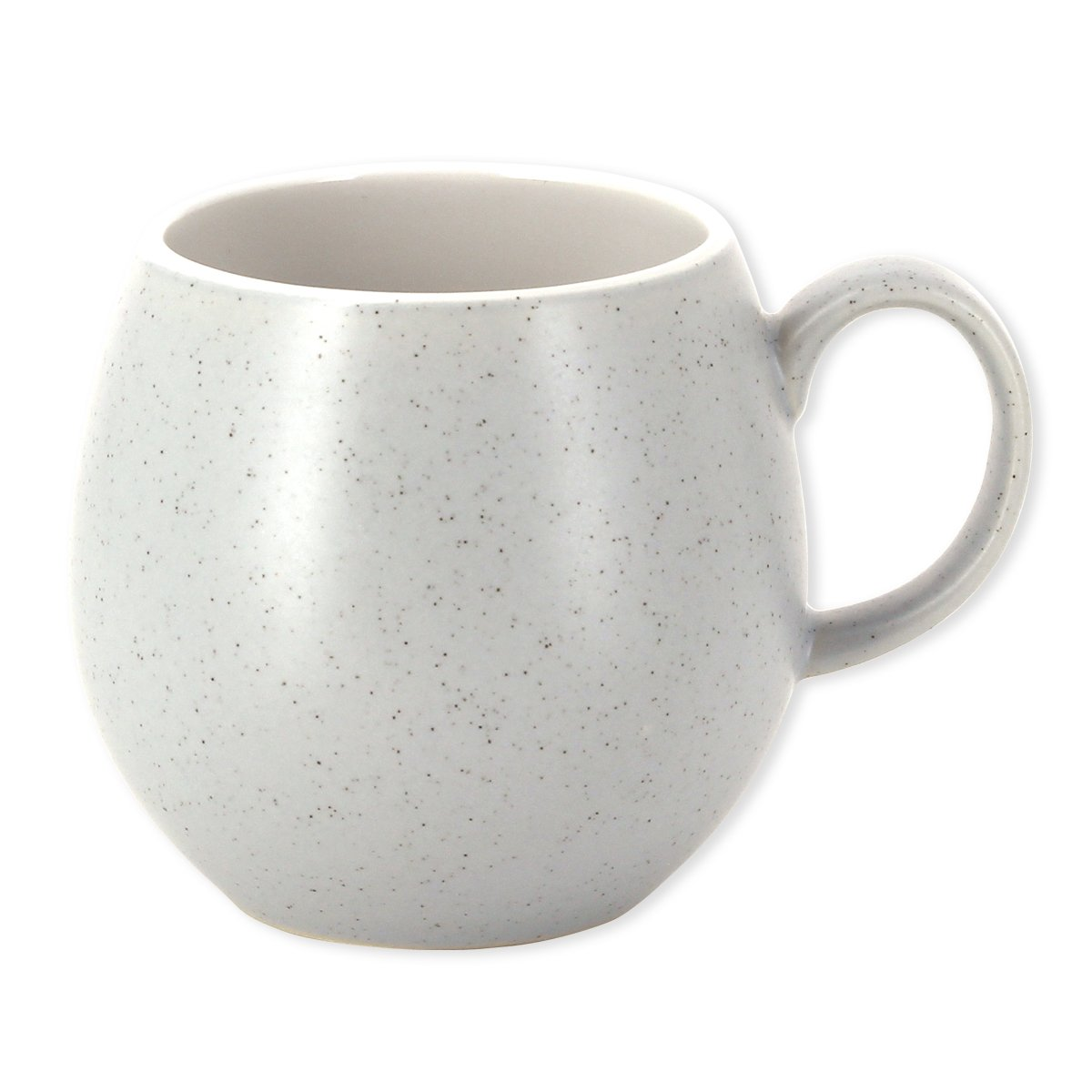 London Pottery Pebble Mug Matt Light Blue