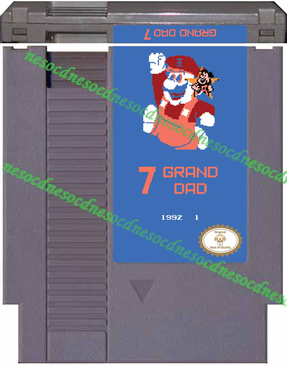 Grand Dad 7 Reproduction