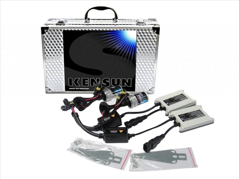 55w 9006 Kensun HID Xenon Lights SINGLE-BEAM Conversion kitThe HID Lights Superstore