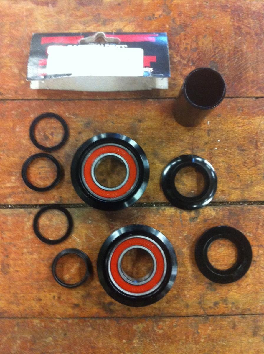 Bmx sealed 22mm american Bottom Bracket set