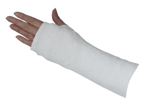 Cheshire Rose Cream Short Arm Cast Cover