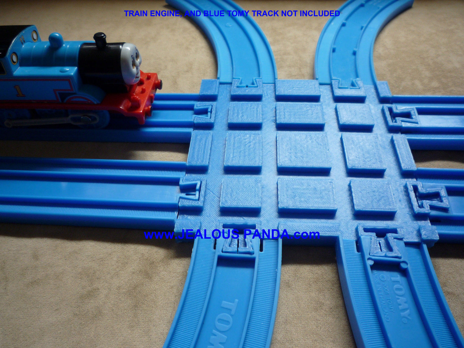 Thomas Track master Cross Track Connector