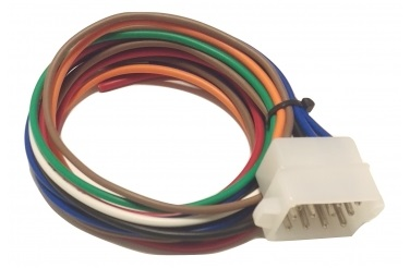 Whelen Siren Control Power Harness Plug Cable 12 Pin 1 Foot Cord 295HFS2