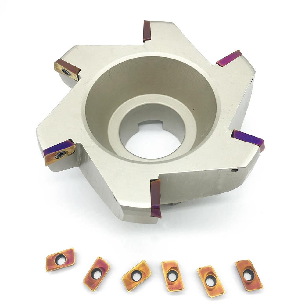 50PCS APMT1604PDER-M2 LF6018 CNC milling inserts carbide inserts BAP 400R APMT