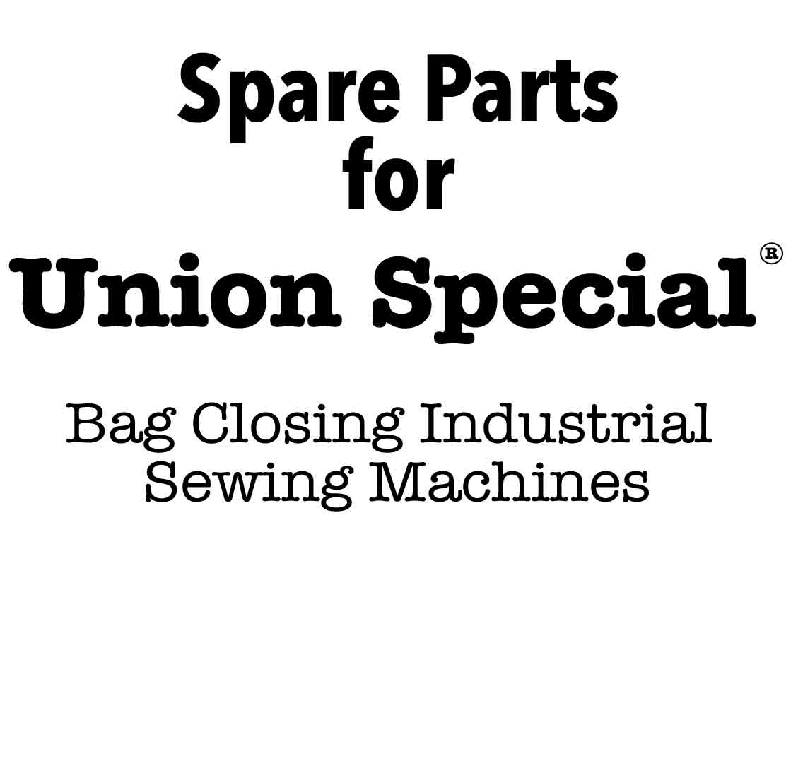 Union Special C10095M SCREW