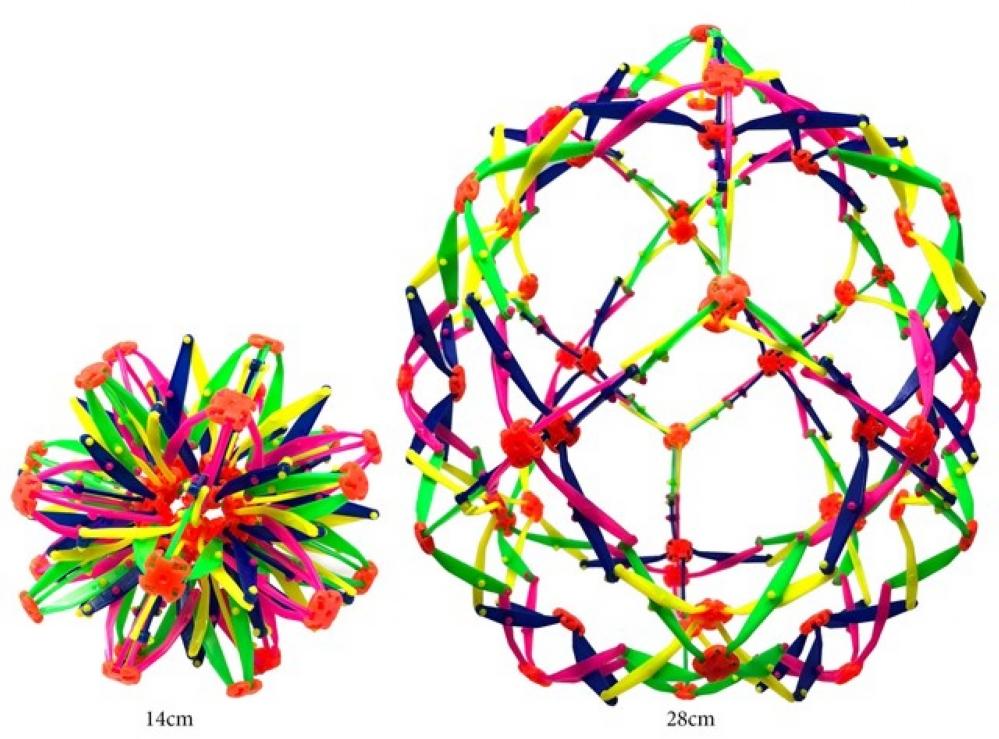 Expandable Flexi Ball