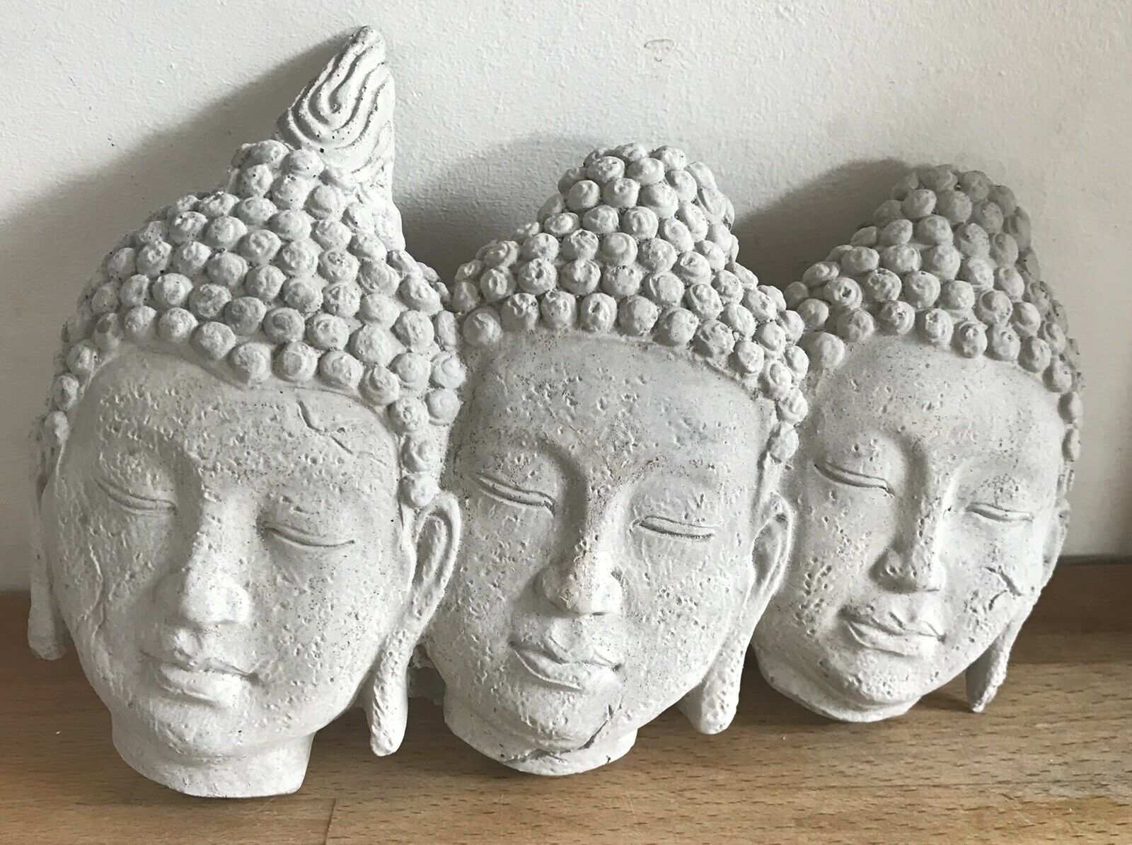 latex mould for making this Classic Buddha Head