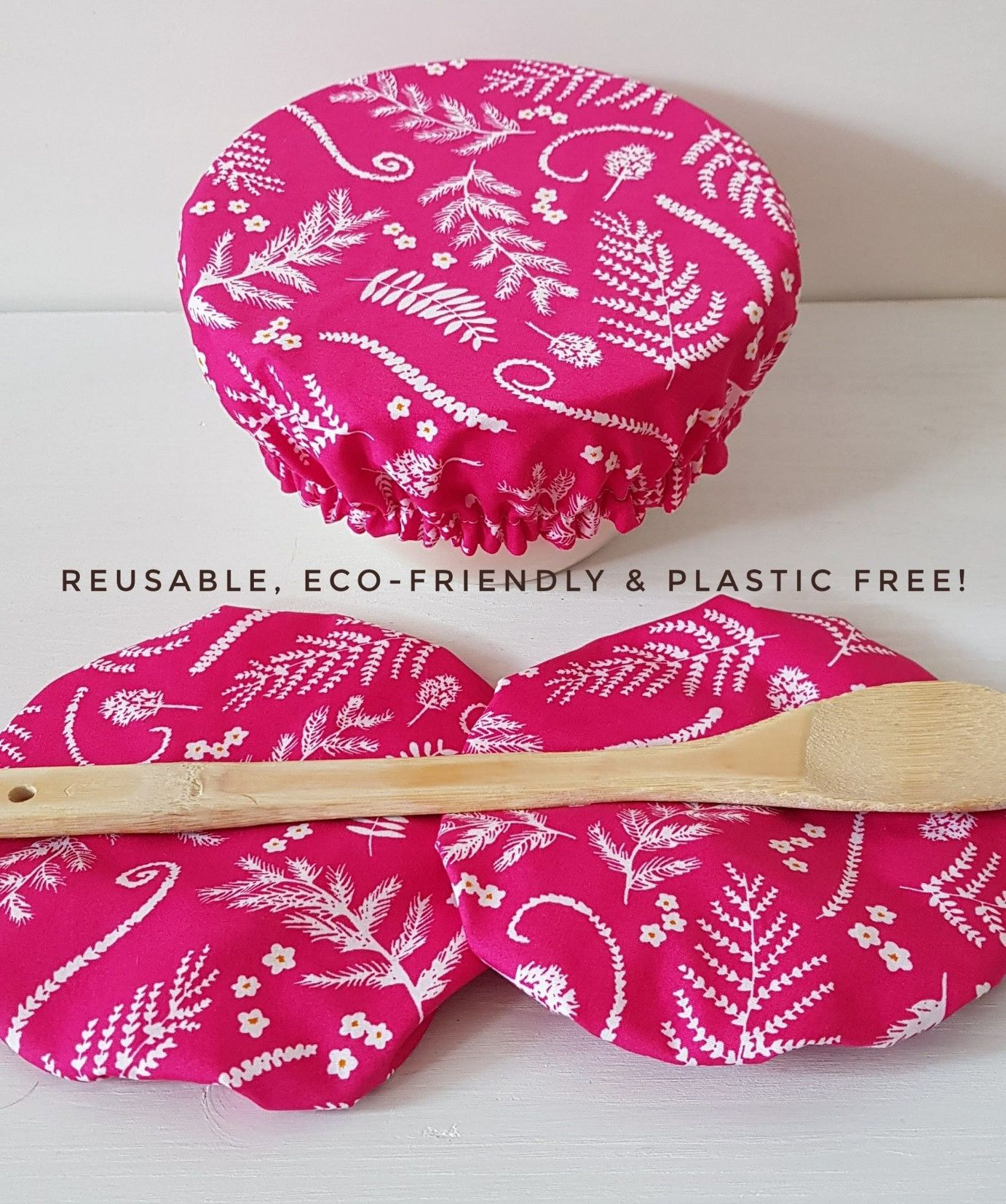 Plastic Free Bowl Covers Home Decor Reusable Gifts Eco Friendly Kitchen Accessories Outdoor Dining Table Decor Gift For Her