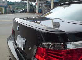 Heckspoiler & -flgel M5 Boot Spoiler for the BMW E60 Auto ...