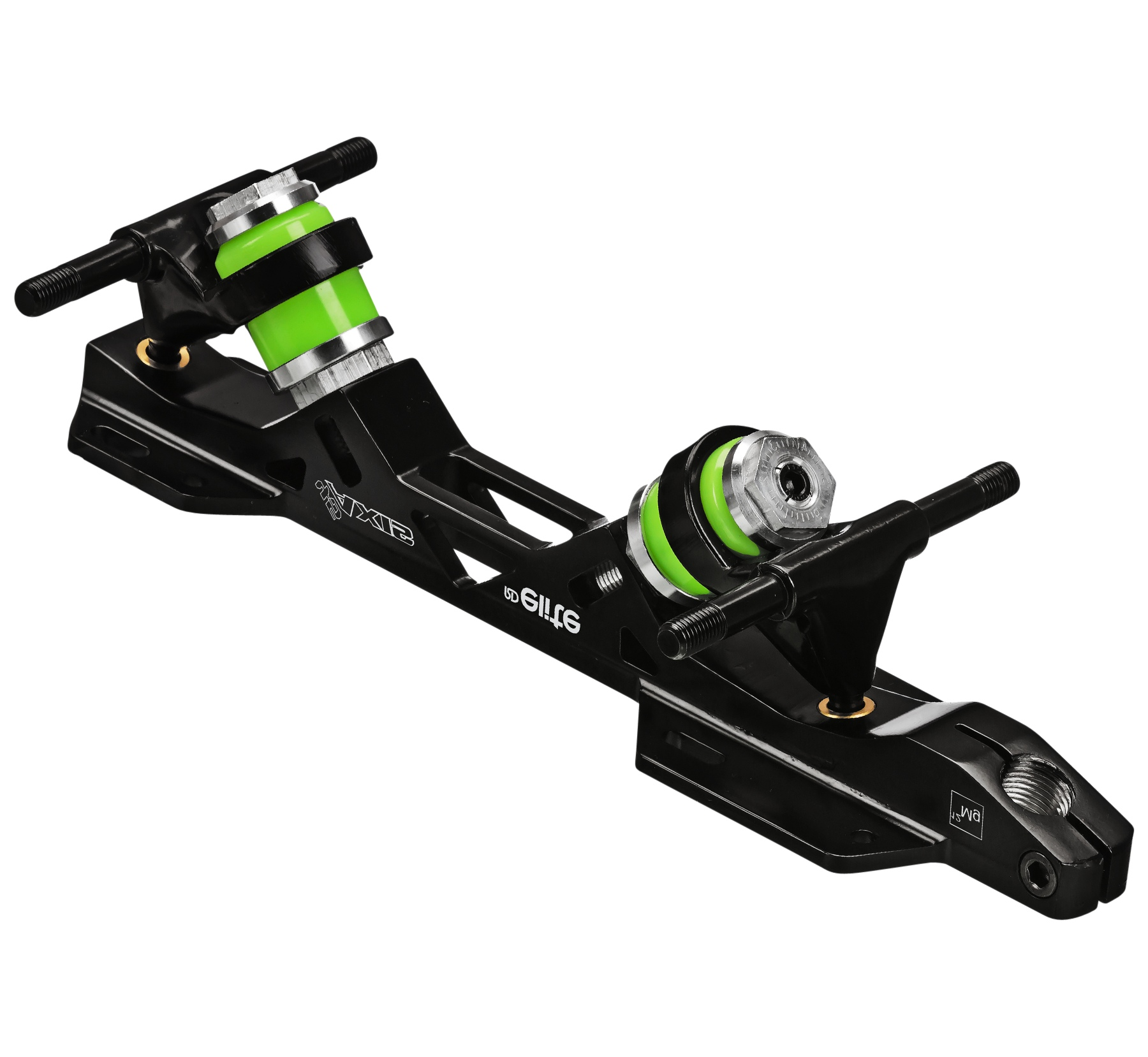 Roller Derby Elite Axis Magnesium Plate Skate plates sold as a pair