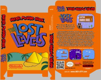 Lost Levels Super Mario Bros