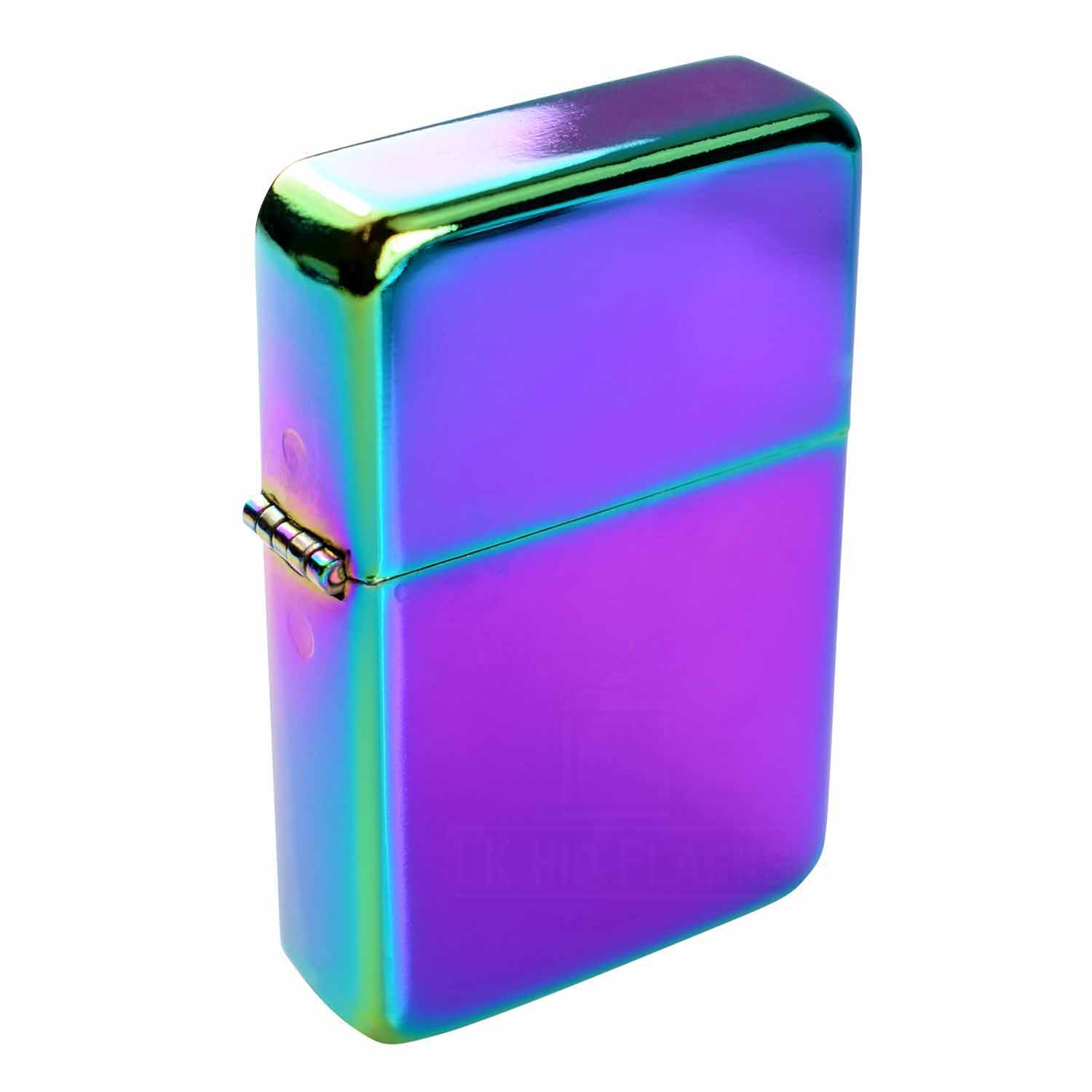 purple petrol lighter