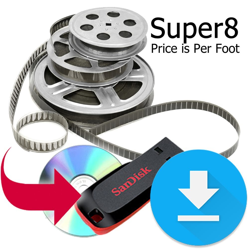 Super8 Cine To Dvd Transfer Professional Transfer