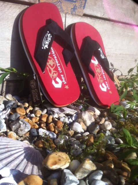 Badelatschen Cool Shoe ORIGINAL chili pepper