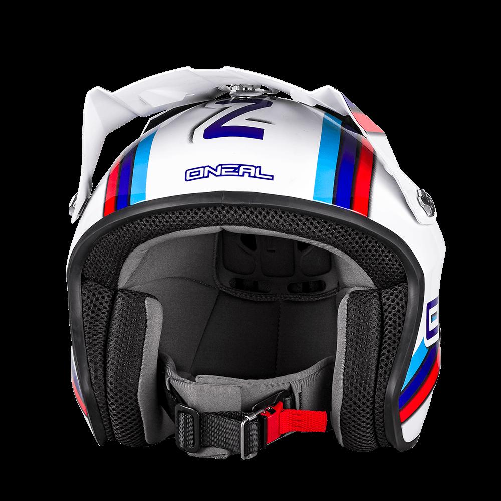 Oneal Slat Solid Trials Helmet