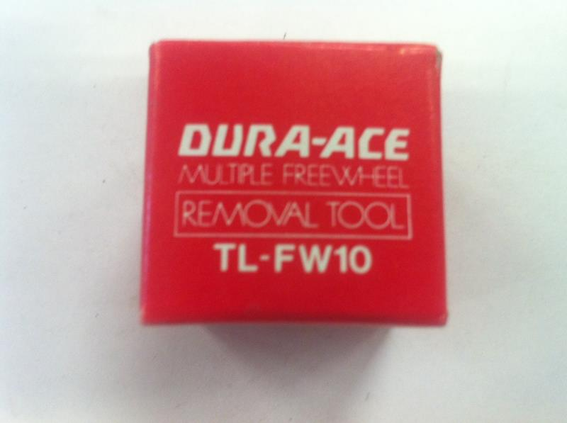 Shimano TL-FW10 Dura Ace Freewheel Tool Two Prong  NEW old stock