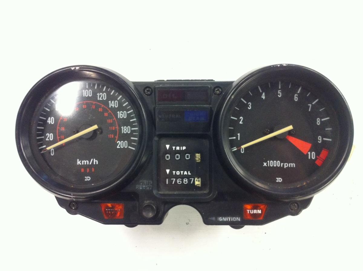 Motion Pro Tachometer Cable Black for Suzuki GS750 1977-1979