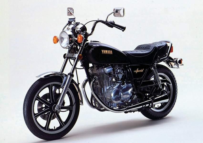 1982 Yamaha XS400 Special PartsHoopRider Parts Store