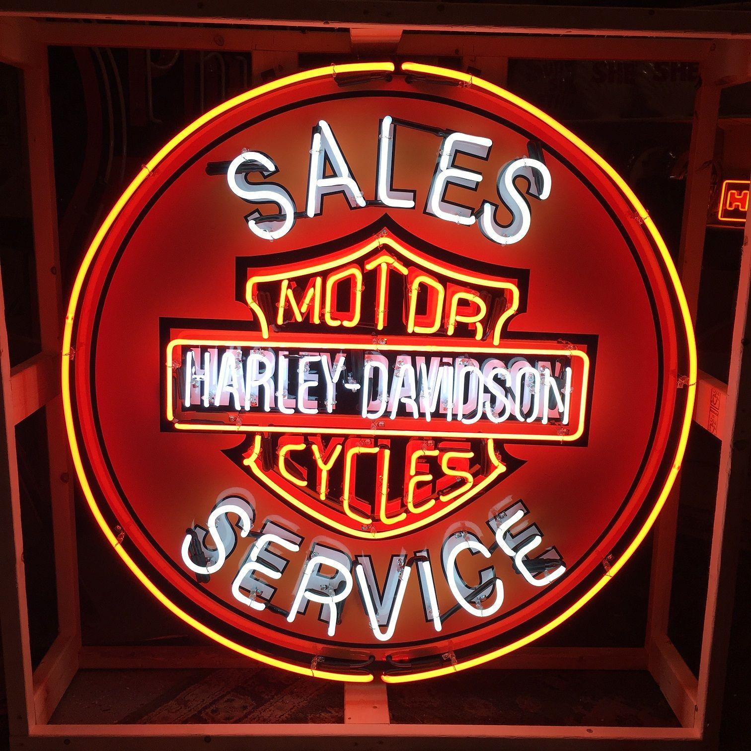 Harley Davidson Signs / Harley Davidson Sign / Harley