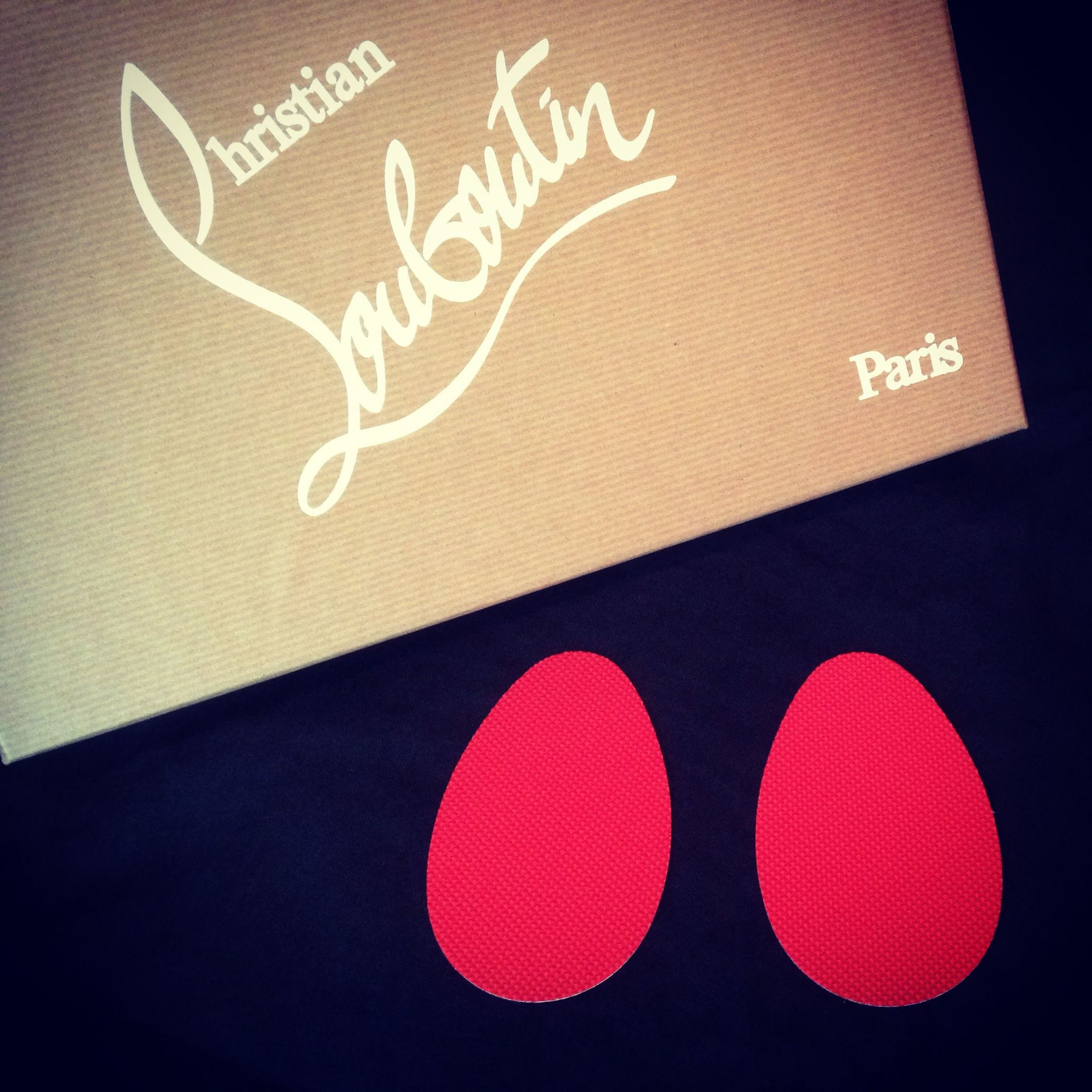 Madame Rouge Sole Protectors
