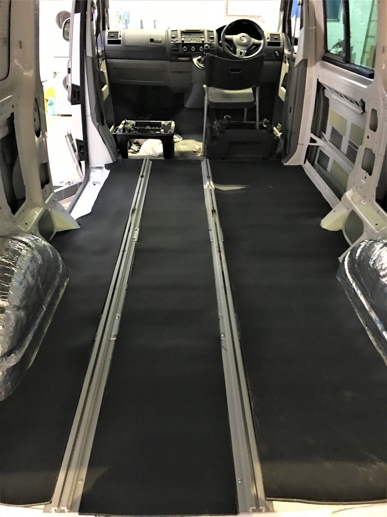 1 5m 178 16 7ft 178 Peacemat 6kg Vehicle Floor Sound Deadening