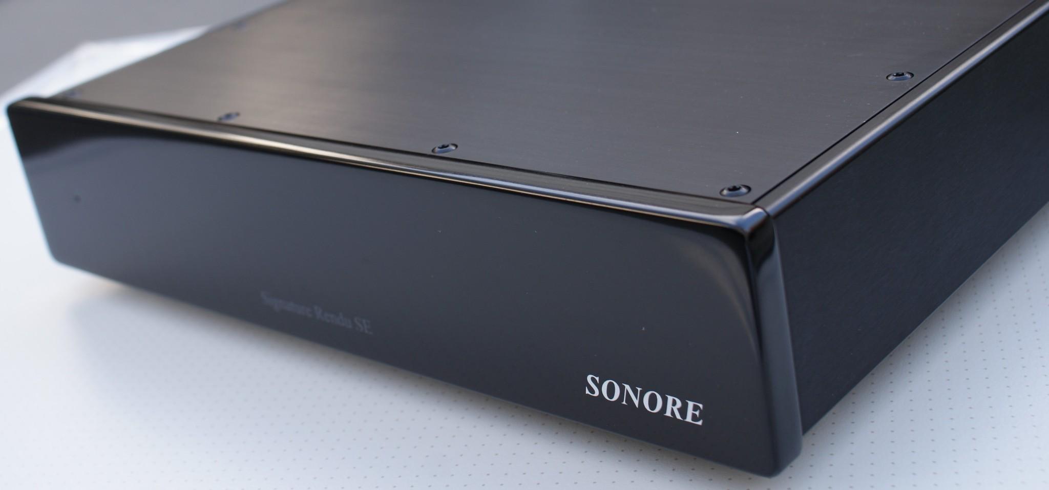 Sonore Signature Rendu Series