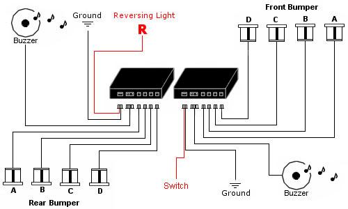 Dppk1 - Front  U0026 Rear Sensors