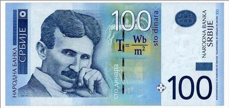 Serbia - 100 Dinara - 2013 - P57b