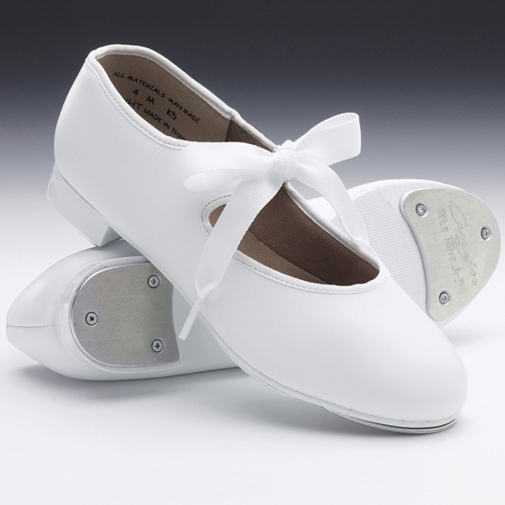 Tap Shoes - White