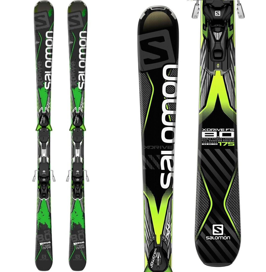 Salomon X DRIVE 80 Ski Review