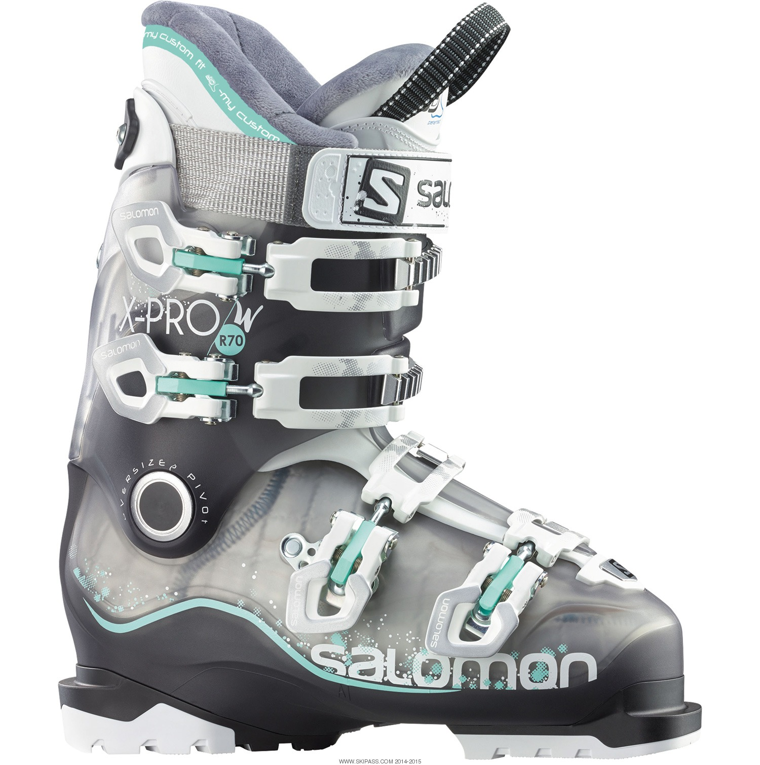 NEW! 2014 ATOMIC Redster Pro 100 Ski Boots Int Adv Exp 25.5