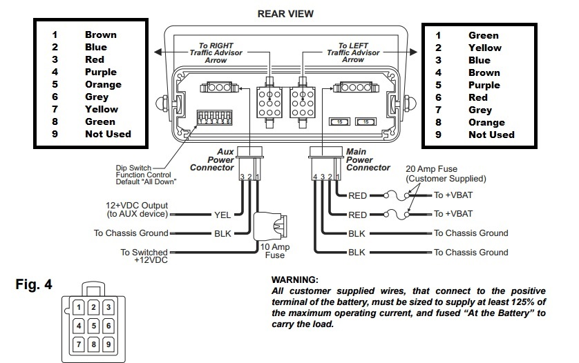 whelen power supply wiring diagram whelen power harness plug cable 12 pin tactl6  whelen power harness plug cable 12 pin