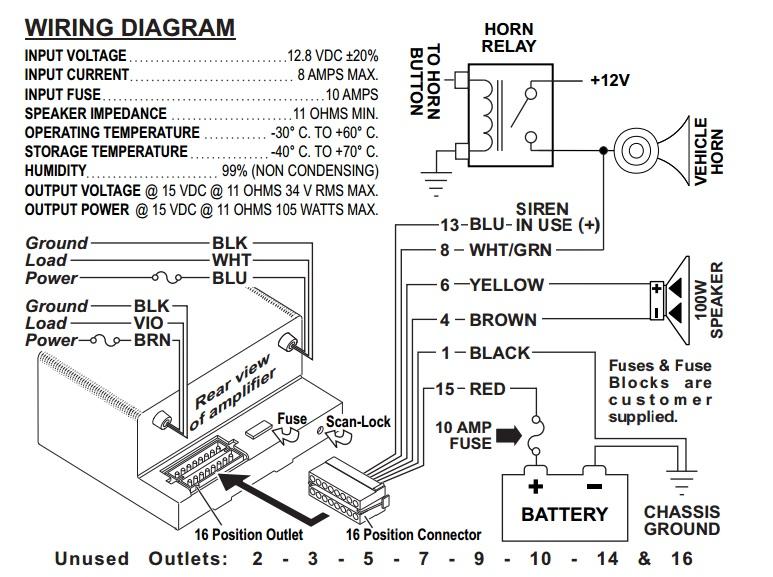 light bar wiring diagram whelen 295hfs4 whelen siren wiring diagram wiring diagram e12  whelen siren wiring diagram wiring