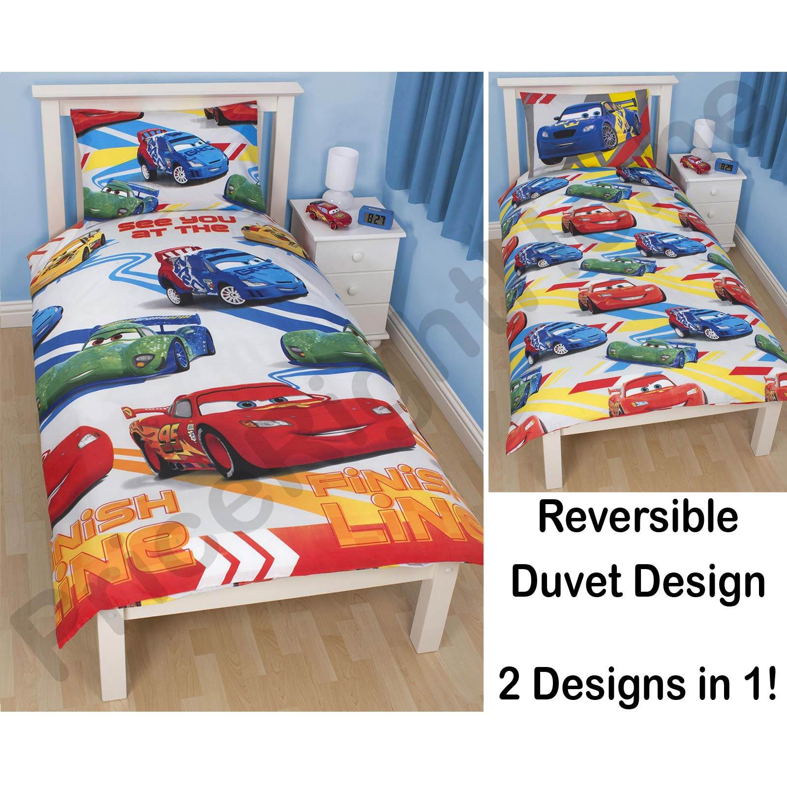 Double Size Kid Character Duvet cover set Assorted Design
