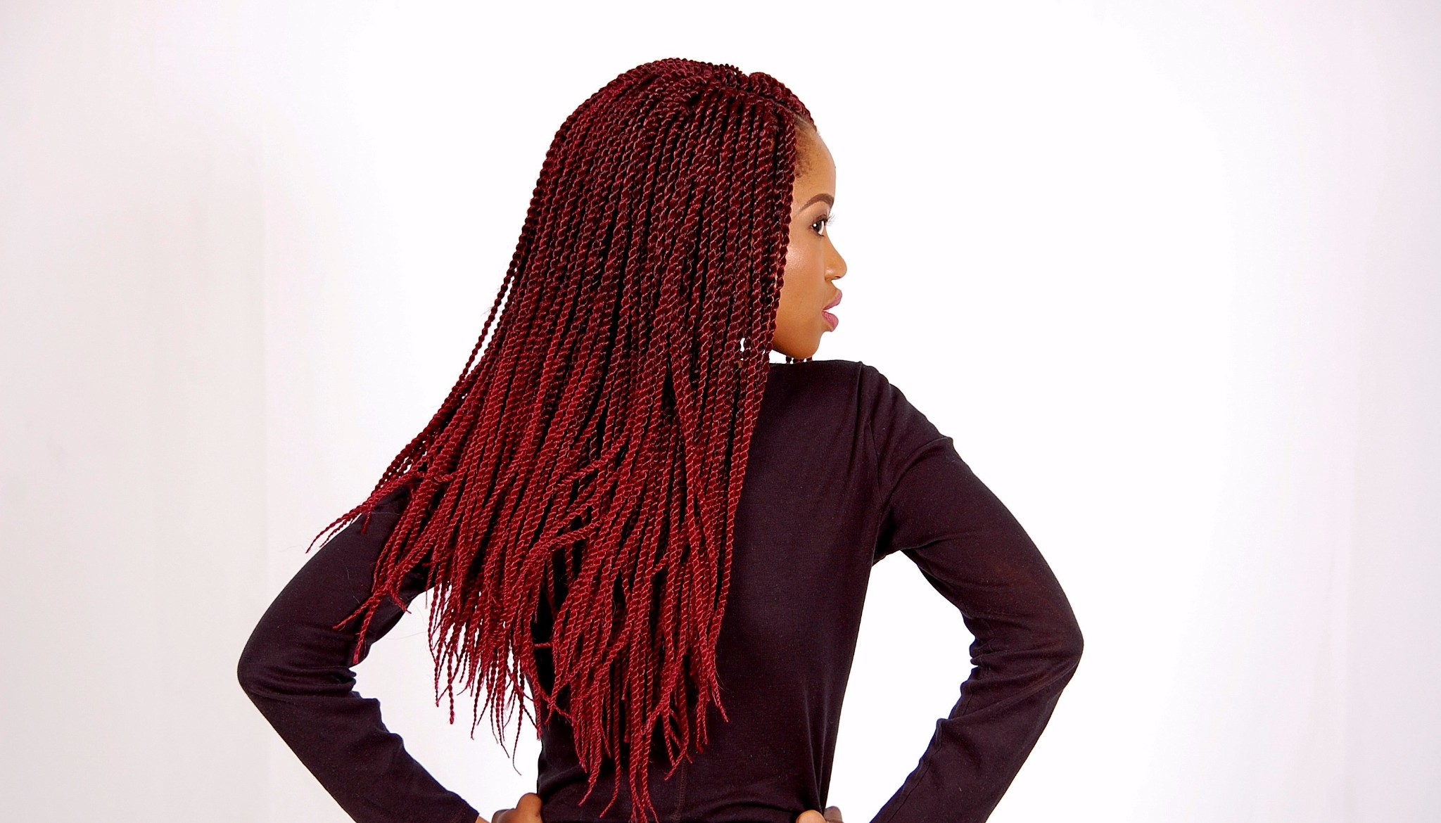 Ombre Two Strand Twist