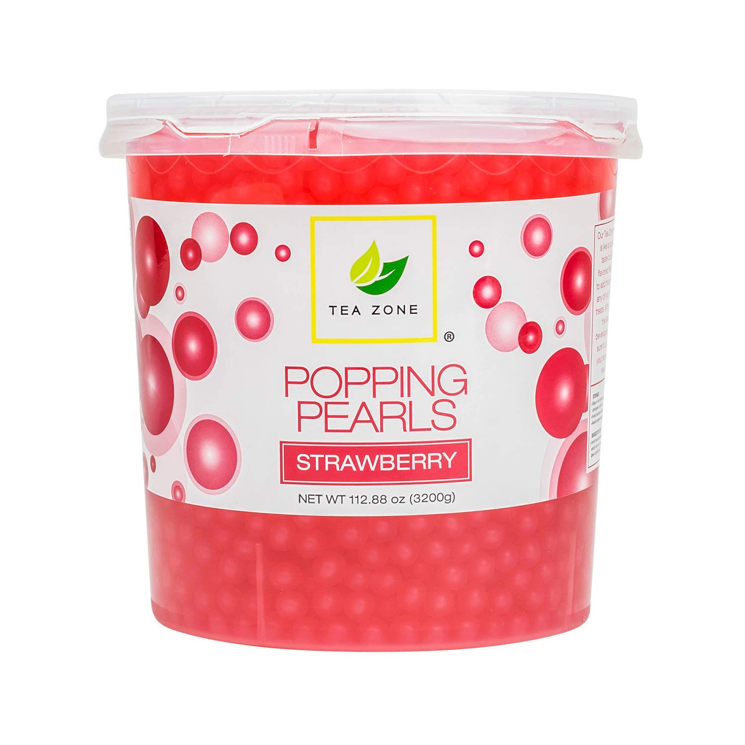 Strawberry Popping Boba Canada