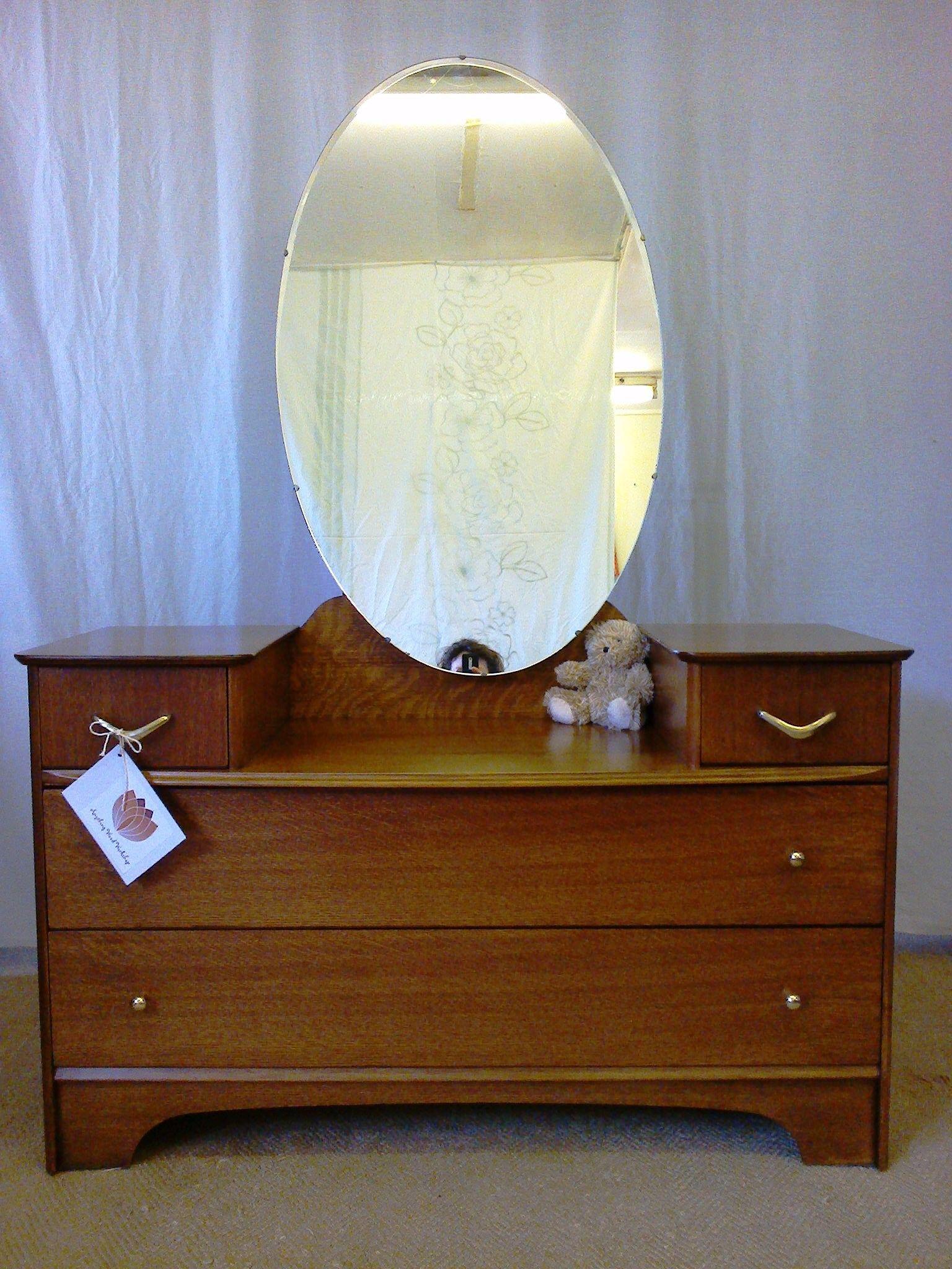 finest selection 09050 91257 Dressing Table - Vintage Teak
