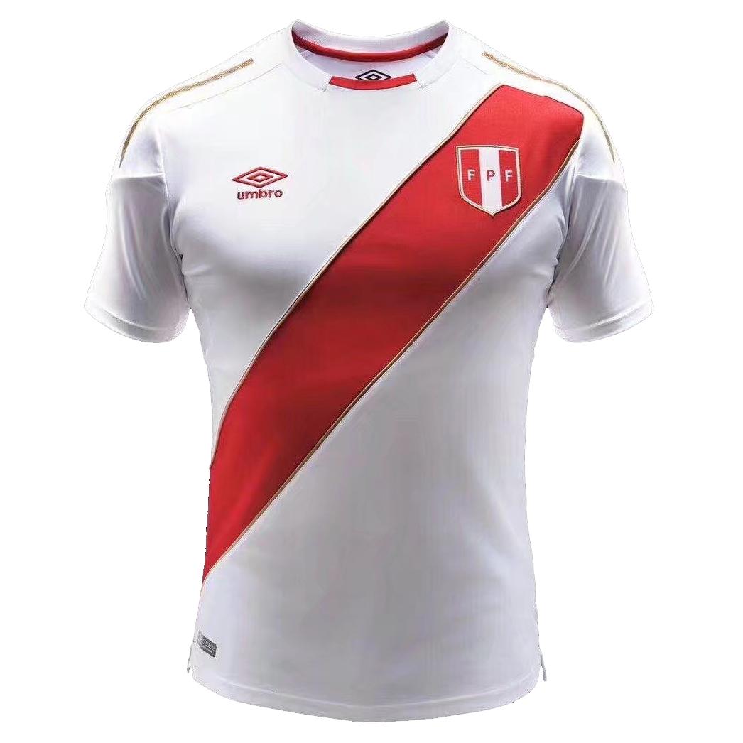 Peru Home World Cup