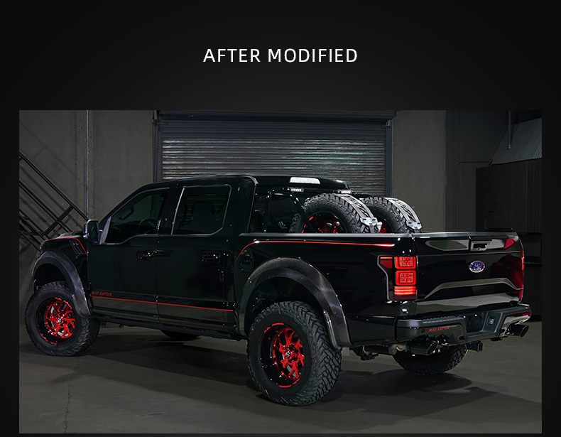 All Led Tail Lights For Ford F 150 2018 2019