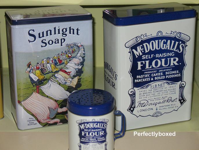 McDougalls Vintage Flour Shaker