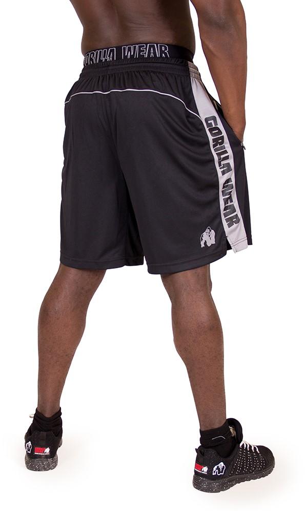 Gorilla Wear Shelby Shorts Black//Gray