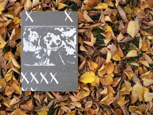 Femme/Noire | DIN A4 | Cotton Paper Print