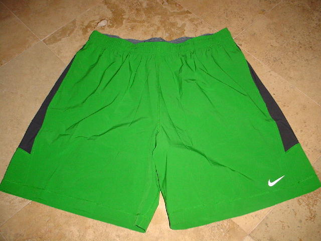 discount fashion united kingdom Nike Speed Vent Traning Shorts Green Gray 4XL