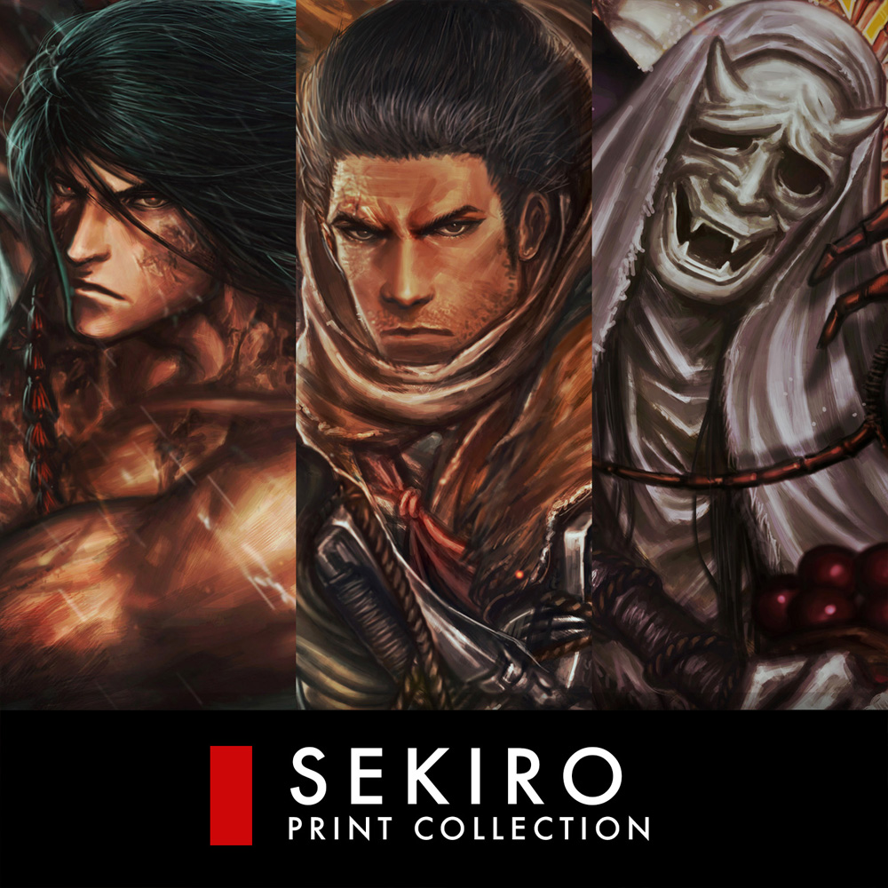 Sekiro Poster Collection