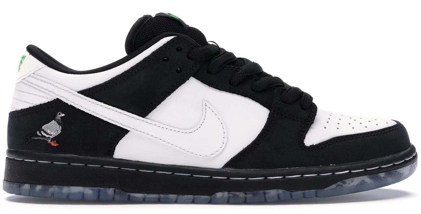 Nike SB dunk panda pigeon