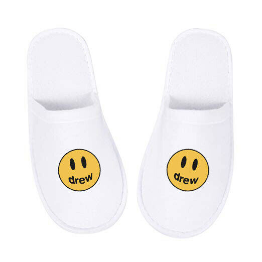Justin Bieber Drew house hotel slippers