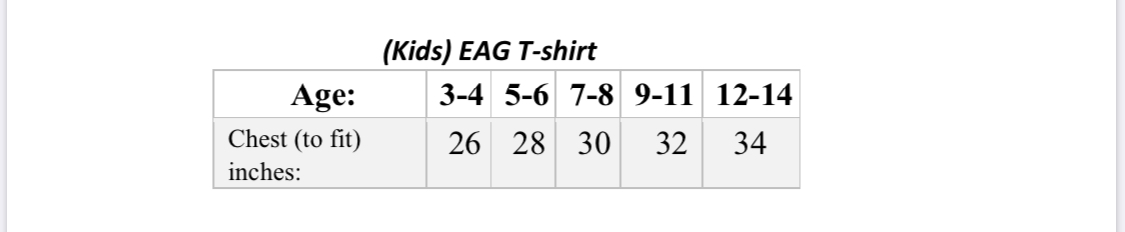 EAG T-Shirt