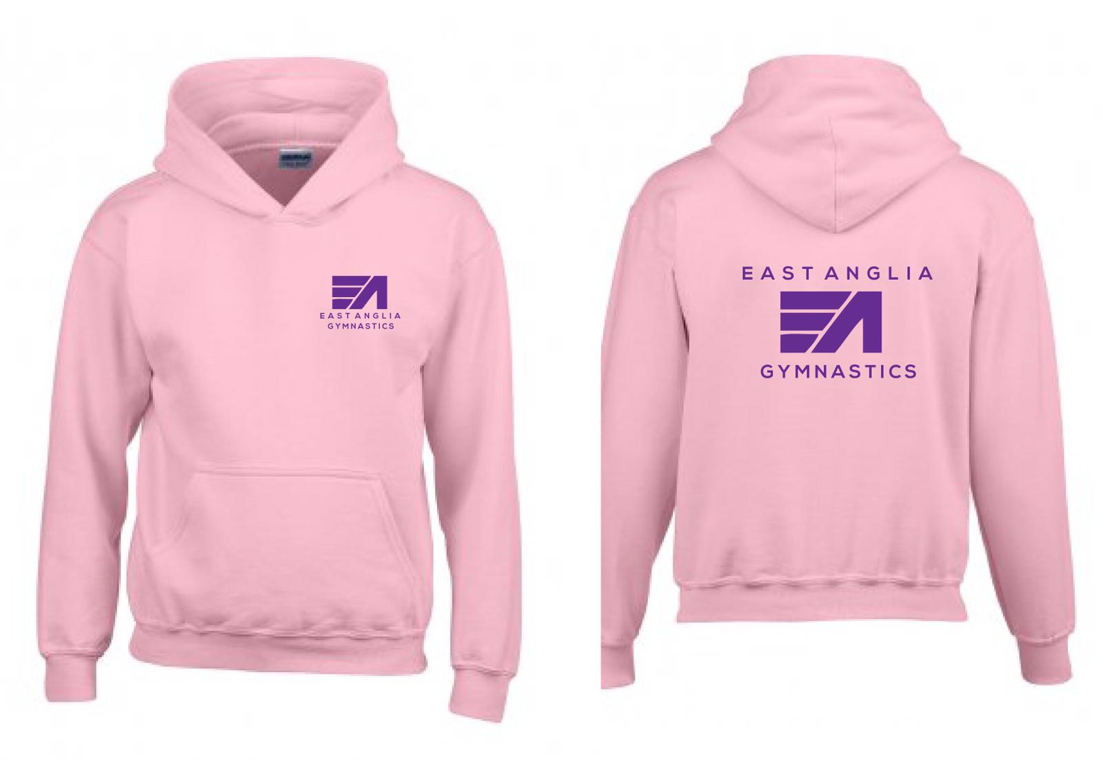 EAG Pink & Purple Hoody
