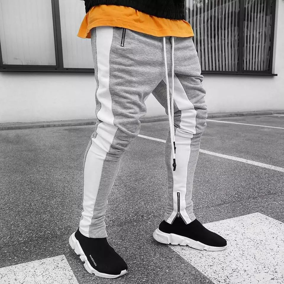 Mens Joggers Casual Pants - sweatpants
