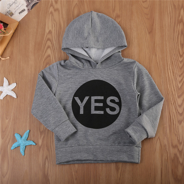 Mother and Daughter /Son Yes No Print Hoodies